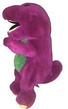 "Vintage Dakin 1992 Barney Plush Purple Dinosaur 14"" Barney and Friends Lyons"