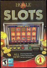 Hoyle Slots 2010 PC Game Brand New & Factory Sealed MAC