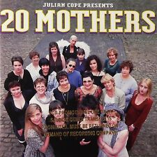 JULIAN COPE - 20 MOTHERS - Better To Light A Candle - PROMO - 20 tracks / 72 min