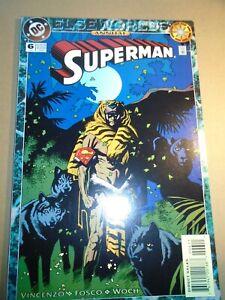 SUPERMAN ANNUAL #6 Elseworlds DC Comics 1994 - NM