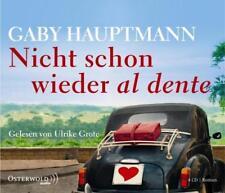 4 CDs - GABY HAUPTMANN - Nicht schon wieder al dente - NEU