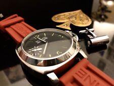 Brand New Panerai Marina Militare PAM 00673 Homage Watch *RED and RARE*