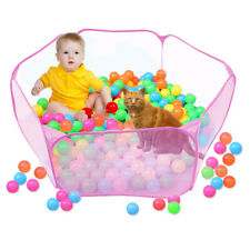 Portable Pet Playpen Small Animal Hamster Chinchillas Exercise Tent Fence Cage