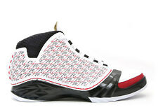 2008 Nike Air Jordan 23 XX3 White Black Varsity Red Size 11. 318376-101 1 2 3 4