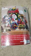 Christmas Noel Train Craft Kit