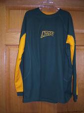 North Dakota State University Bison S Crew Shirt Embroi