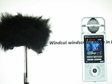 windcut windscreen windshield fits Zoom Q2HD Q2 HD mic muff WCUT010Q2HD