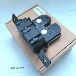 For BMW Trunk Lock Actuator Motor Rear 51247248075