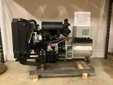 10kw Single Phase Yanmar Diesel Generator Sets 3600 Rpm