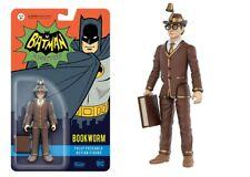 """2""""-4"""" Figures--Batman (1966) - Bookworm Action Figure"""
