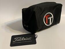 New listing Team Titleist - TT Logo - Large Dopp Toiletry Travel Kit Black