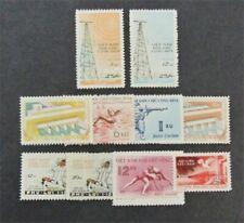 nystamps Viet Nam, DP Stamp # 95-104 Mint H $31