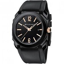 f00aacd7ac3 Bulgari Octo SS   Carbon Fiber Automatic 41mm Black Watch BGO41BBSVD