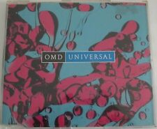 OMD Universal UK CD Single Messages Live VG+ Orchestral Manoeuvres