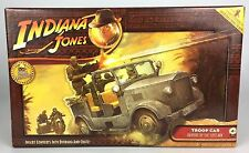Indiana Jones Raiders of the Lost Ark tropa coche, Hasbro, Menta Sellado Nuevo