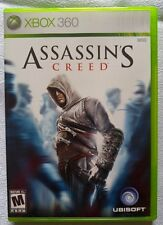 XBOX 360 ASSASSINS CREED COMPLETE