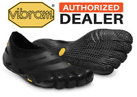 🔥VIBRAM FIVEFINGERS EL-X Cross Training Black Shoes ALL Size Available - NEW!!!