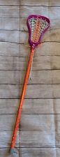 """Brine Dynasty Rise Girl's Lacrosse Stick 42"""" NEW Set Complete"""