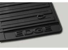 Ford Edge Floor Mats All-Weather Thermoplastic Rubber 3 Piece 7T4Z-7813300-AA