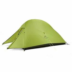 Naturehike Cloud-Up 1 2 and 3 Person Lightweight Backpacking Tent with Footpr...