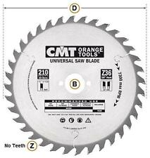 CMT 160 x20 x24T Universal Crosscut Circular Saw Blade Wood Plywood  291.160.24h