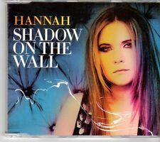 (EX861) Hannah, Shadow On The Wall - 2009 DJ CD