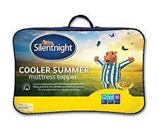 (tg. Single (93 × 193 Cm)) Silentnight Topper Rinfrescante per Materasso tessu