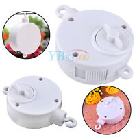 Infant Baby Crib Mobile Bed Bell Toy Holder Wind-up  Autorotation Music Box New