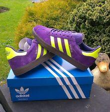 Mens adidas GAZELLE casuals RARE malmo c/w..uk size 8 eu 42..OG box..deadstock