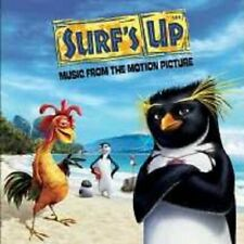 SURF´S UP-MUSIC FROM THE MOTION PICTURE CD NEW+