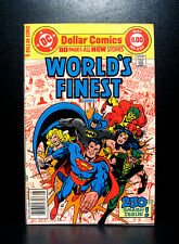 COMICS: DC: World's Finest #250 (1978), 1st Agent Axis II app/ 80 pages -(flash)