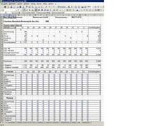 Einnahme- Überschußrechnung/Umsatzsteuererklärung Excel 2017