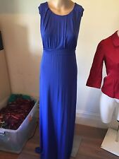 SZ 10 12 (2) TED BAKER MAXI DRESS  *BUY FIVE OR MORE ITEMS GET FREE POST*