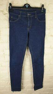 CHEAP MONDAY 'Tight V Str One Wsh' Ladies Skinny Jeans Size: W 26 L 32 VGC