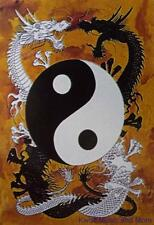 YIN YANG Flag/ Tapestry/ Fabric Poster       NEW