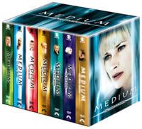 Medium: The Complete Series DVD (2012) Patricia Arquette cert 15 34 discs
