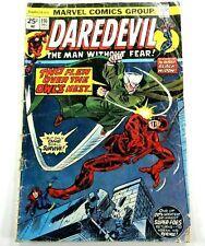 MARVEL Comics DAREDEVIL #116 Key BRONZE AGE Black Widow Ships FREE!