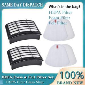 Foam & Felt Filter For Shark Navigator Lift Away Vacuum NV350 NV360NV370 XFF350