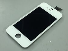 White LCD Display+Touch Screen Digitizer Assembly Replacement for iPhone 4 OEM