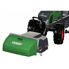 Rolly Toys Fendt spazzatrice FRONT zione macchina Sweeper da installare VERDE