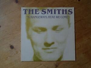 The Smiths 1987 Vinyl LP / Album Strangeways Here We Come. Rough Trade 106