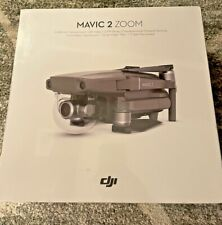 DJI - Mavic 2 Zoom Quadcopter with Remote Controller, Sealed Never opened