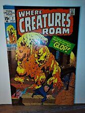 Where creatures roam 7  6.0+ fine 1971