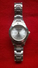 TRUMP MARINA HOTEL CASINO WATCH STAINLESS STEEL COLLECTIBLE