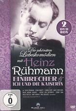 DOPPEL-DVD - Die schönsten Liebeskomödien mit Heinz Rühmann - 2 Filme