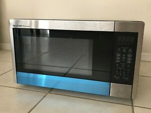 SHARP Carousel Microwave - GREAT condition!