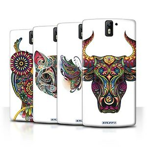 STUFF4 Back Case/Cover/Skin for OnePlus One/Ornamental Animals