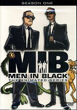 Men in Black: Animated Series Complete First Season 1 Box / DVD Set NEW!