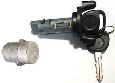 NEW GMC OEM IGNITION SWITCH LOCK CYLINDER + 1 DOOR LOCK CYLINDER + 2 KEYS