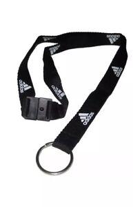 adidas Schlüsselband, Neckstring, Lanyard, mit Performance Logo und Ring